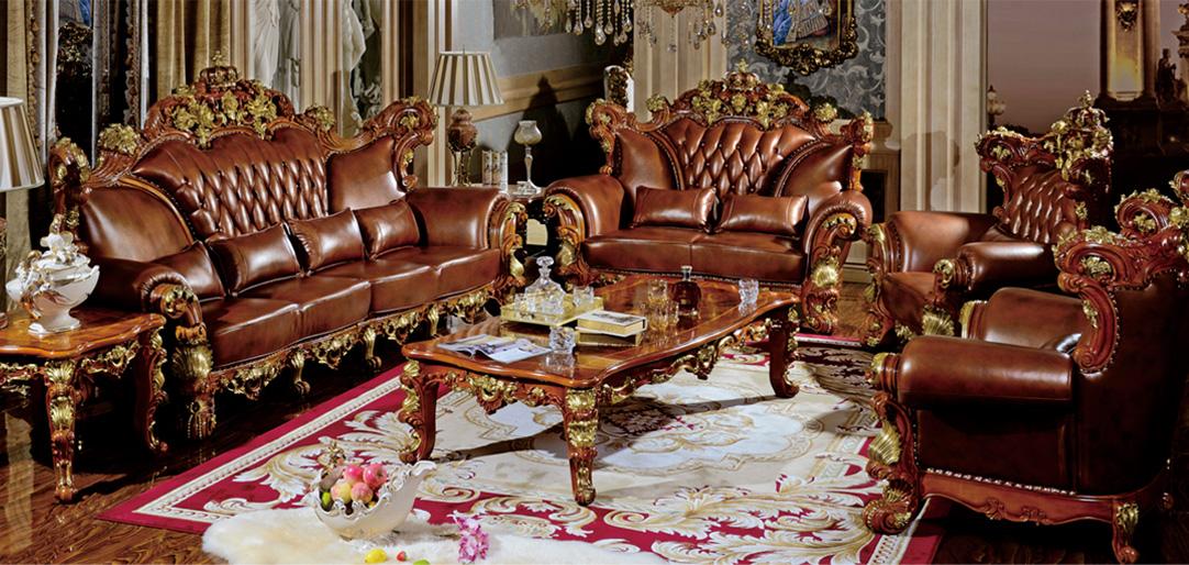 体验浓郁欧式家具风格营造出的尊享就餐环境