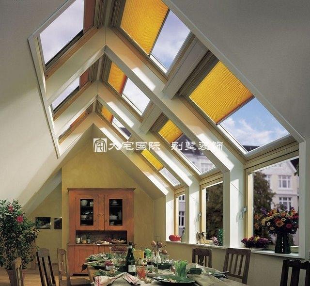 还可为别墅设计增加浓郁的欧式建筑风格