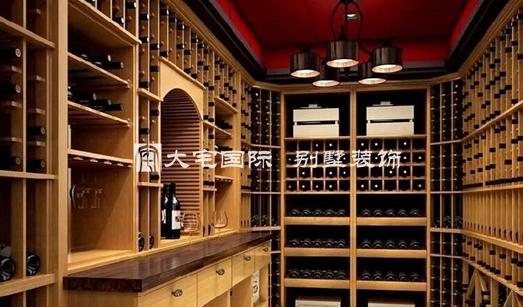 别墅地下室设计之酒窖设计----[大宅国际](图文)