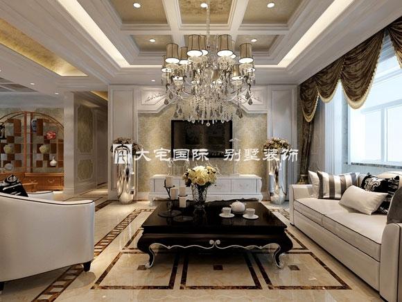 欧式别墅设计中都包含哪些设计元素_大宅别墅设计装修