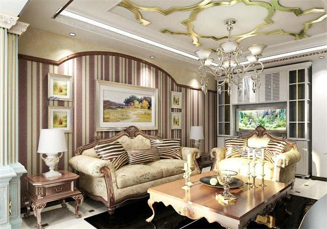古典主义豪华欧式别墅设计----[大宅国际]