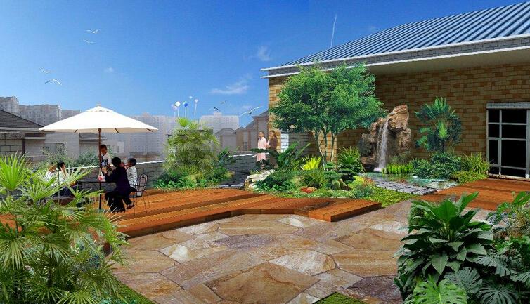 带花园的小型别墅设计注意什么----[大宅国际](图文)