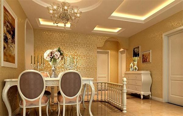 经典的欧式风格小别墅设计