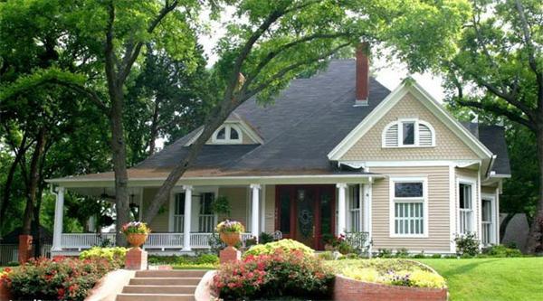 透过新兴的农村别墅设计图感受不一样的别墅享受 图文