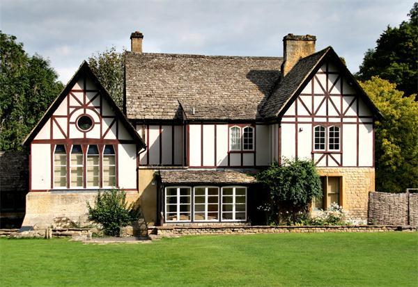 浅谈农村二层小别墅设计中各种元素运用的技巧 图文