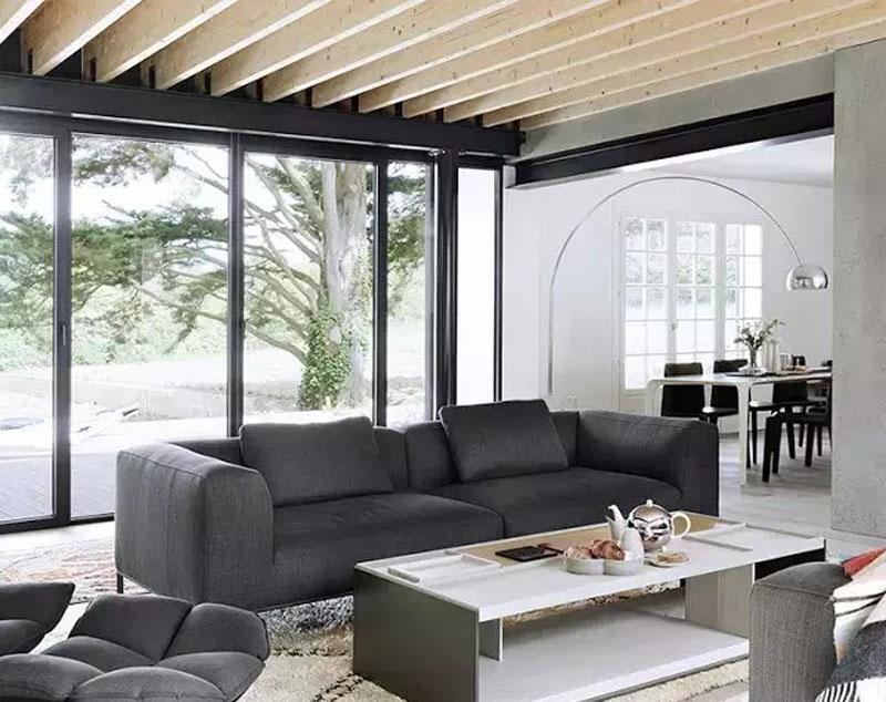别墅设计理念运用经典元素营造惬意体验----[大宅