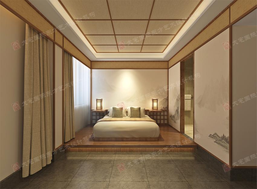 首页 设计案例 欧式风格      二层走廊   酒店在界面处理手法上整体